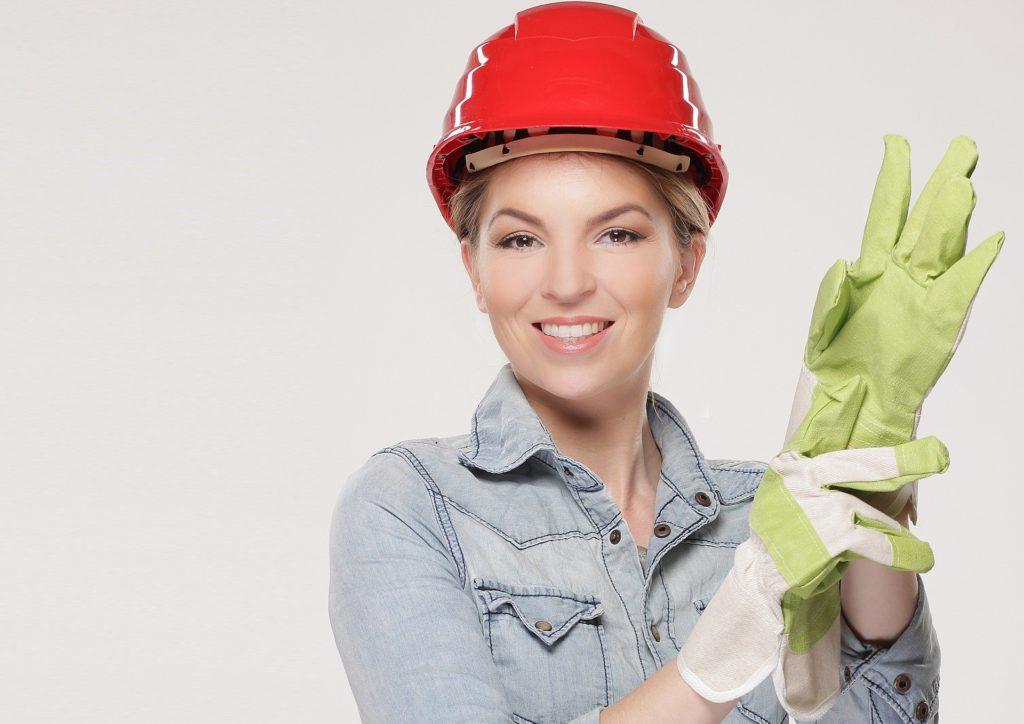 """Der Heimwerker Typ """"Handwerkerin"""". Meistens stürzen sich Frauen in ganz andere Projekte als die männlichen Kollegen."""